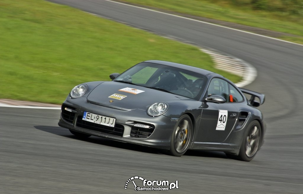 Porsche GT3 - Track Day