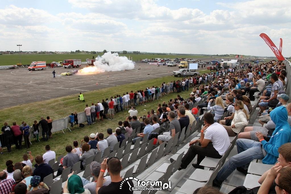 II Runda Extremizer Motor Show 2012 w Częstochowie / relacja
