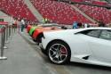Samochody sportowe, tył