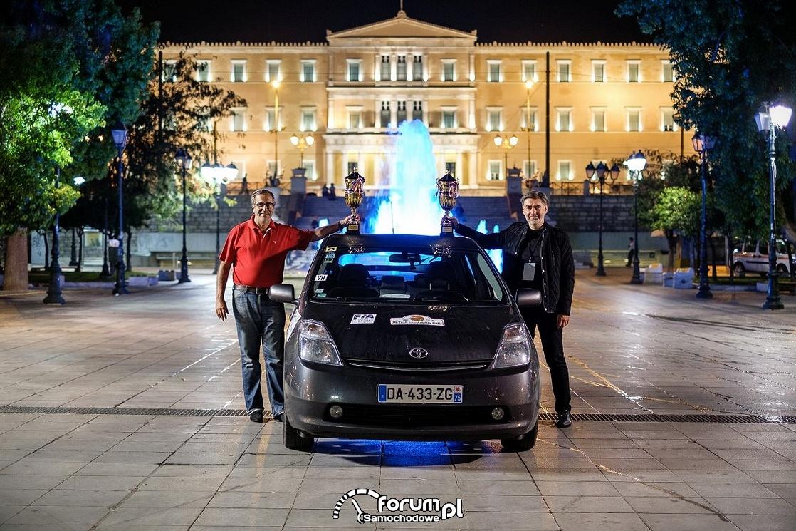 Small Hi-Tech Eco Mobility Rally