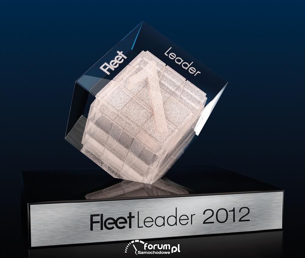Statuetka, Fleet Leader 2012