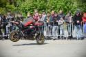 Stunt motocyklowy. Moto Session