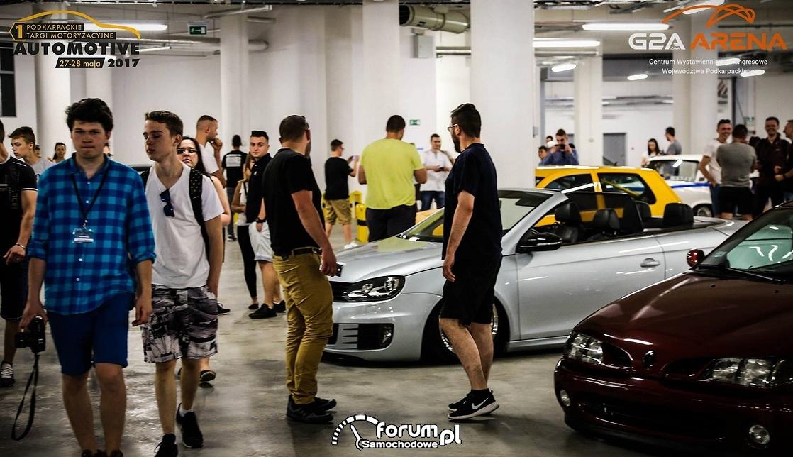 Targi Motoryzacyjne Automotive 2017, 2