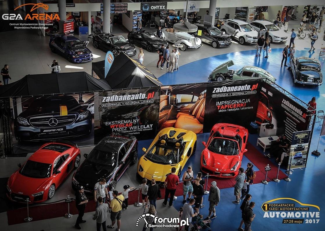 Targi Motoryzacyjne Automotive 2017, 4