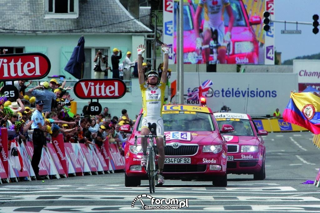Tour de France 2012, Skoda, 2