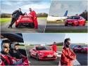 Toyota GT86, tor Top Gear, a w środku… niewidomy kierowca!