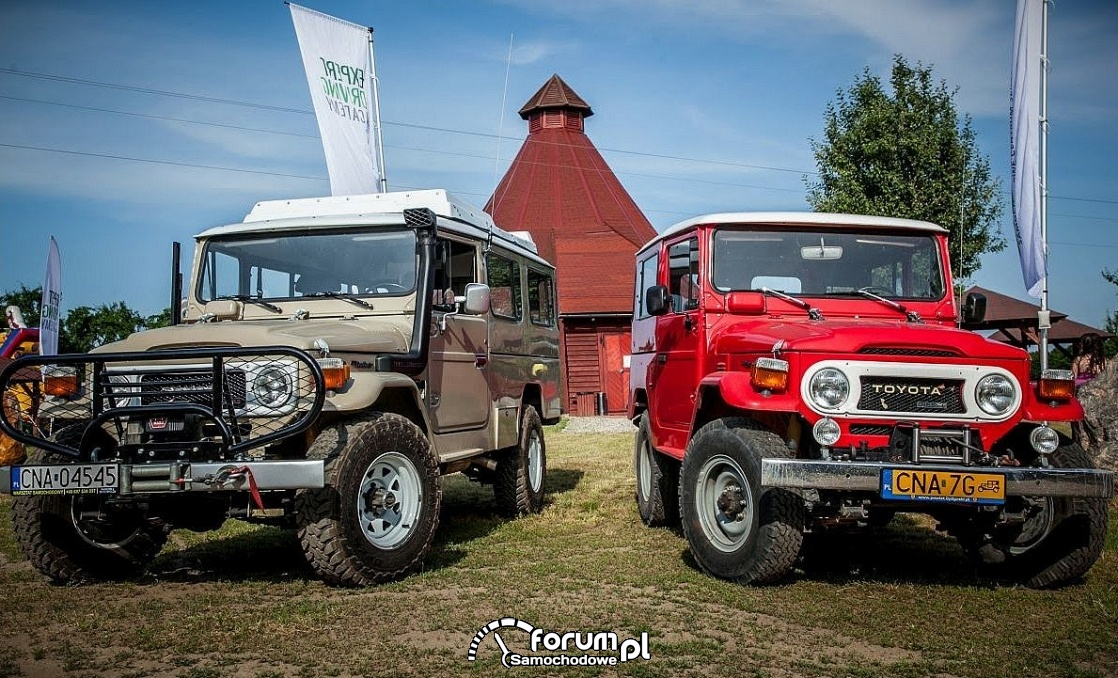 Toyota Off-Road Festival, 2