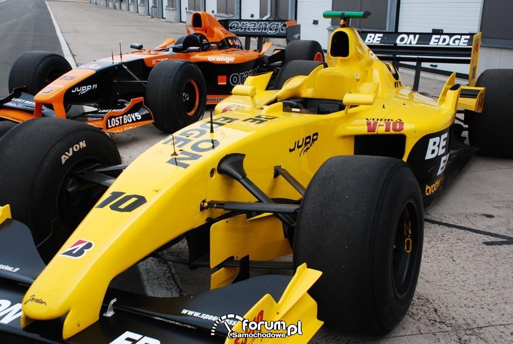 VERVA Street Racing - Jordan Grand Prix