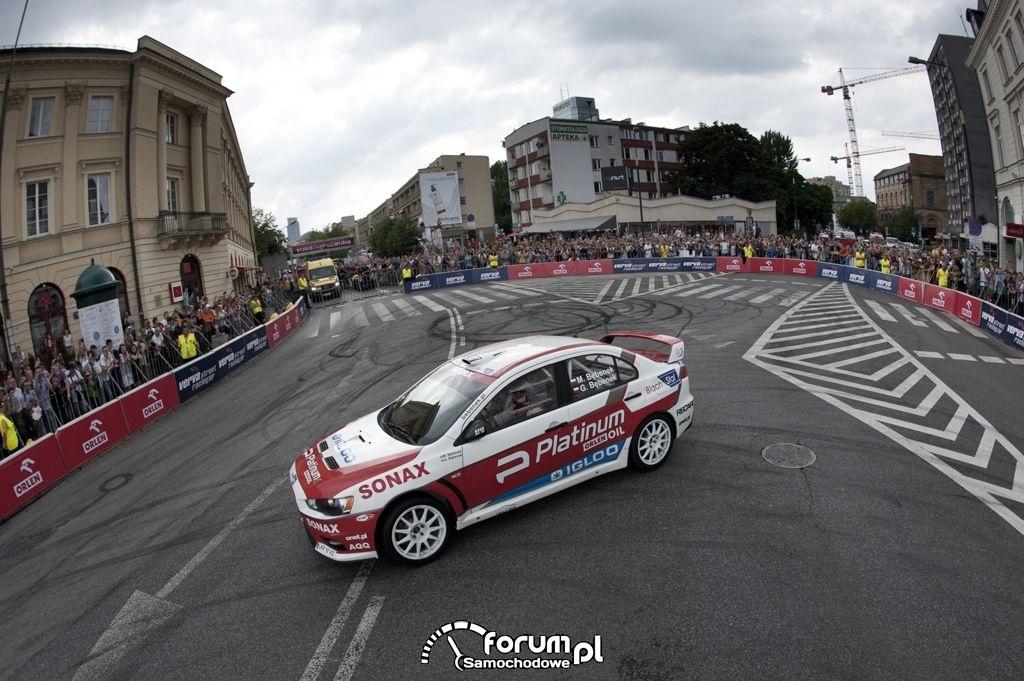 VERVA Street Racing, Mitsubishi