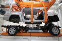 Volkswagen Amarok, linia montażowa - produkcja  Hannover 2012, 2