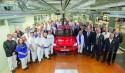 Volkswagen Golf GTI VII, czerwony, montaż w Wolfsburgu