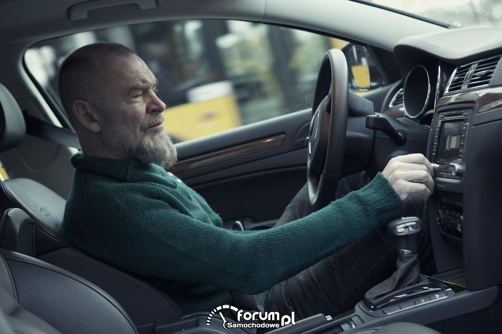 Wojciech Waglewski, I etap konkursu SKODA Auto Muzyka