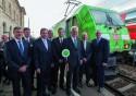 """""""Zielony Pociąg"""" Audi, napędzany energią z odzysku"""
