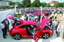 Zlot fanów VW Beetle w Travemunde, 3