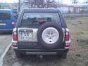 Land Rover Freelander - widok z tyłu