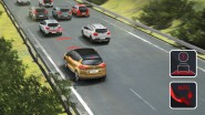 AEBS - ACTIVE EMERGENCY BRAKING SYSTEM